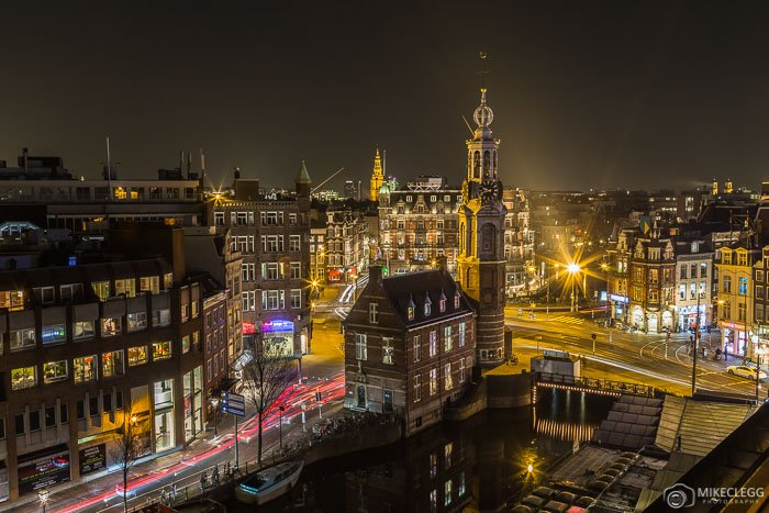 High views of Amsterdam