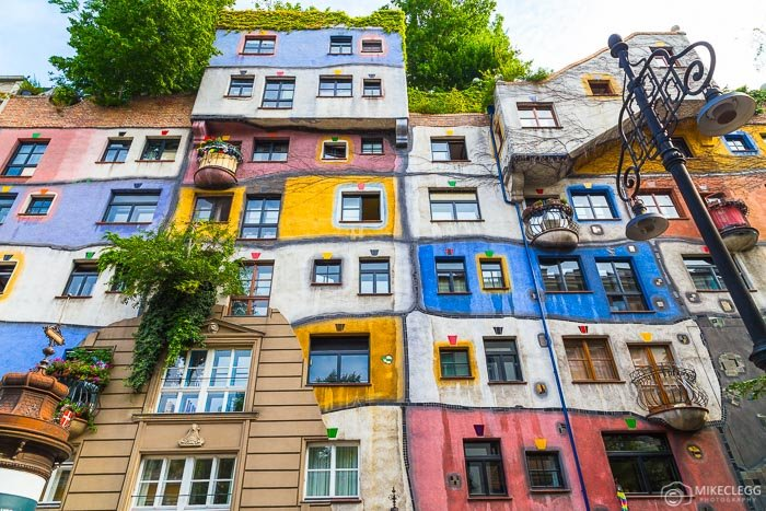 Hundertwasserhaus, Vienna