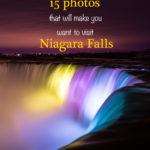 15 photos that will make you want to visit Niagara Falls