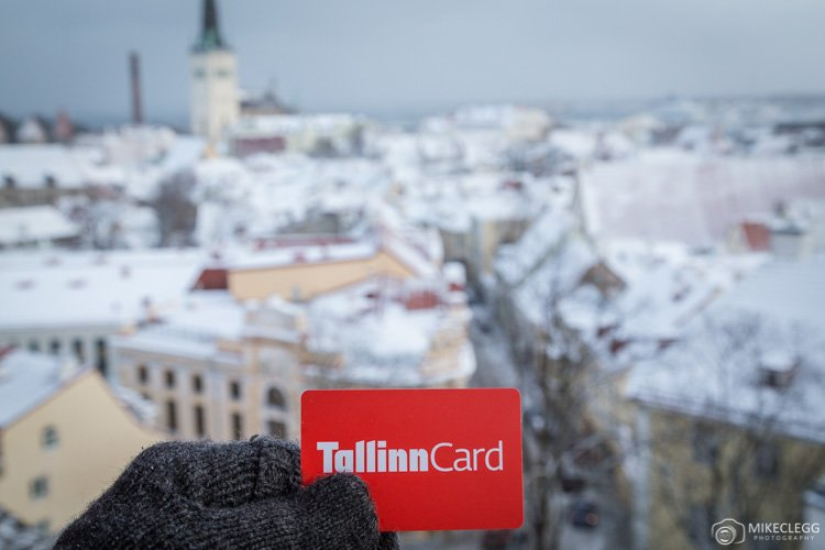 The Tallinn Card and Old Town