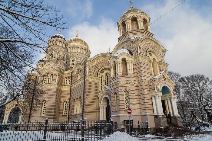 Nativity Cathedral, Riga
