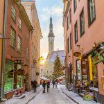 Raekoja plats and streets of Tallinn