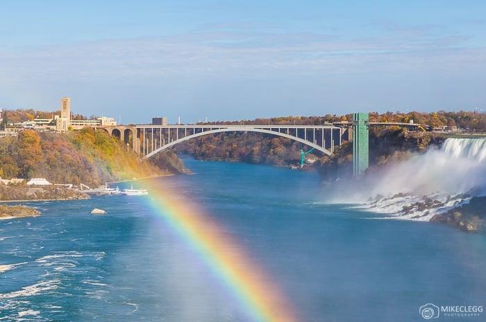 Rainbows at the Falls