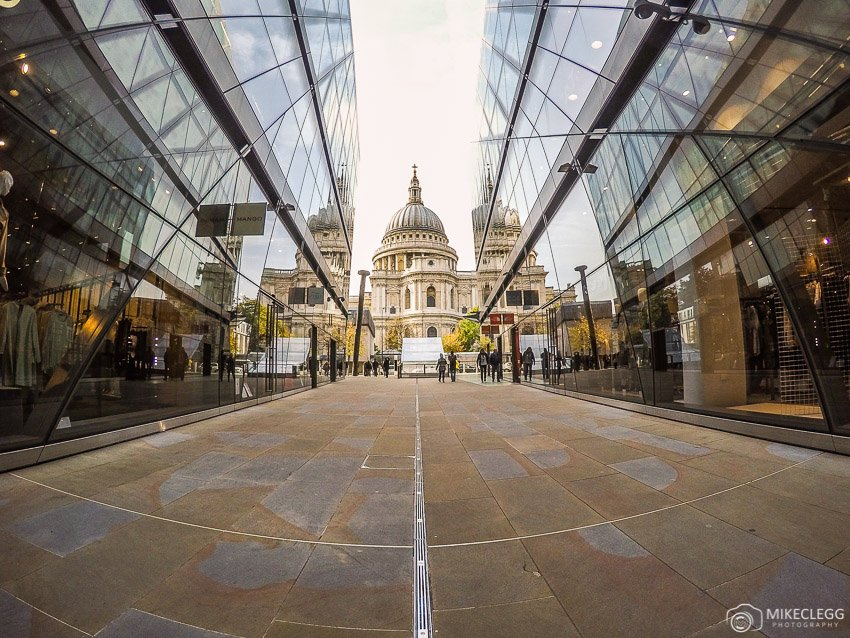 St Pauls from One New Change