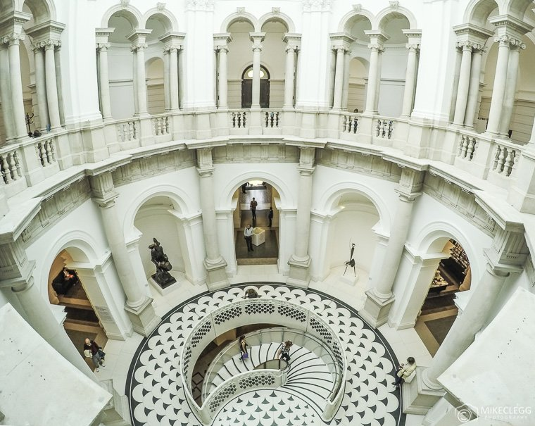 Tate Britain, London