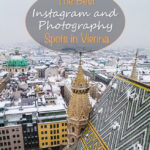 The Best Instagram and Photography Spots in Vienna