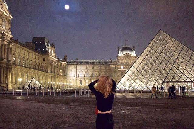 Amy in Paris