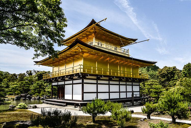Kinkaku-ji, Golden Pavilion, Kyoto