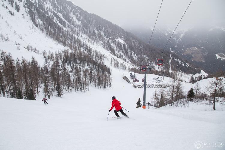 Klausberg Ski Resort, South Tyrol, Italy