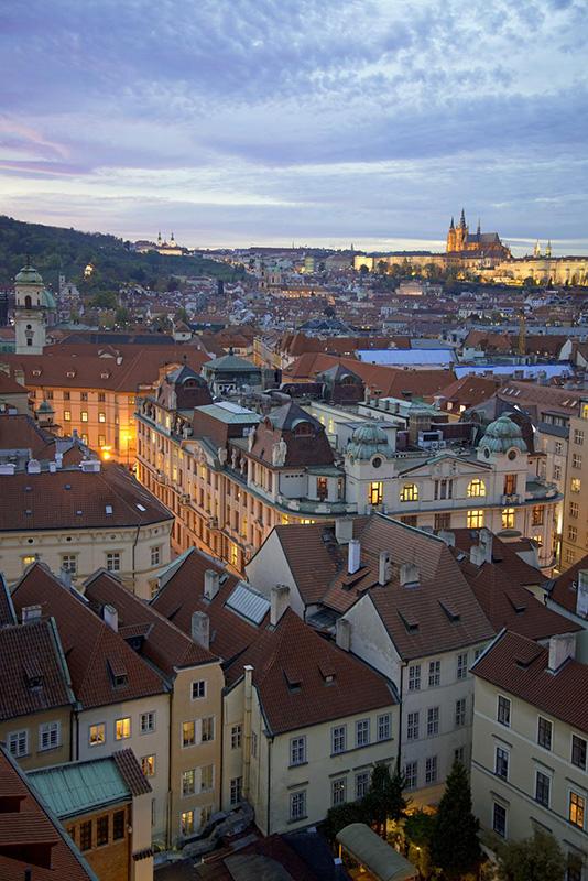 Prague - @brianthio
