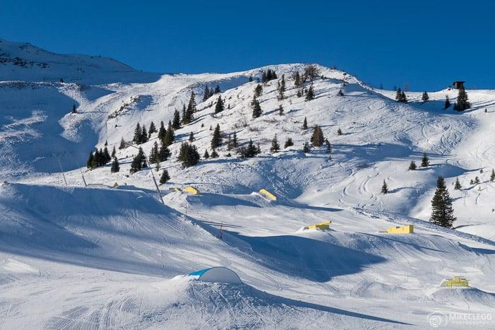 Snowpark, Stubnerkogel, Gastein