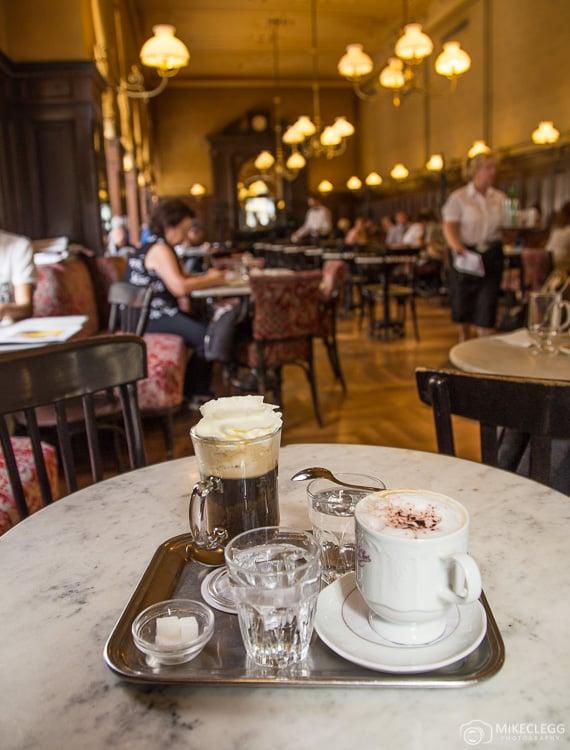 Vienna Coffee Shops