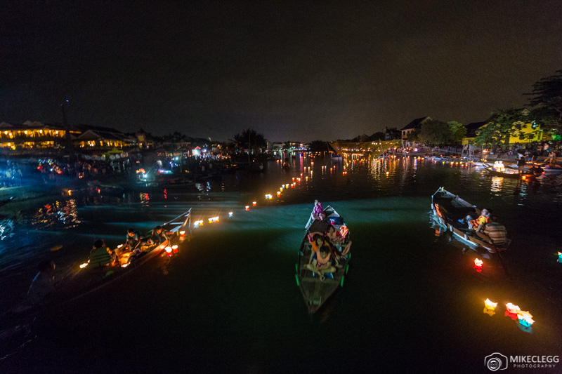Earth Hour, Hoi An