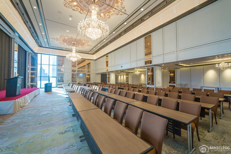 Meeting and conference rooms at Plaza Athenee Bangkok