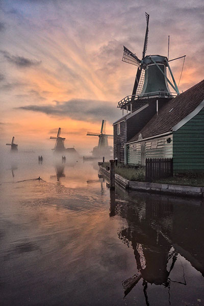 Netherlands by @tatsolbe