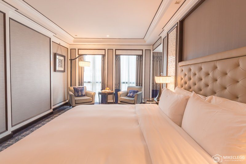 Royal Club Room, Plaza Athenee Hotel, Bangkok