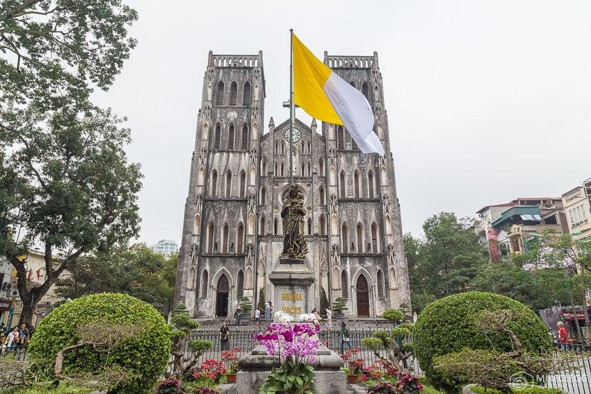 Cathédrale St Joseph, Hanoi