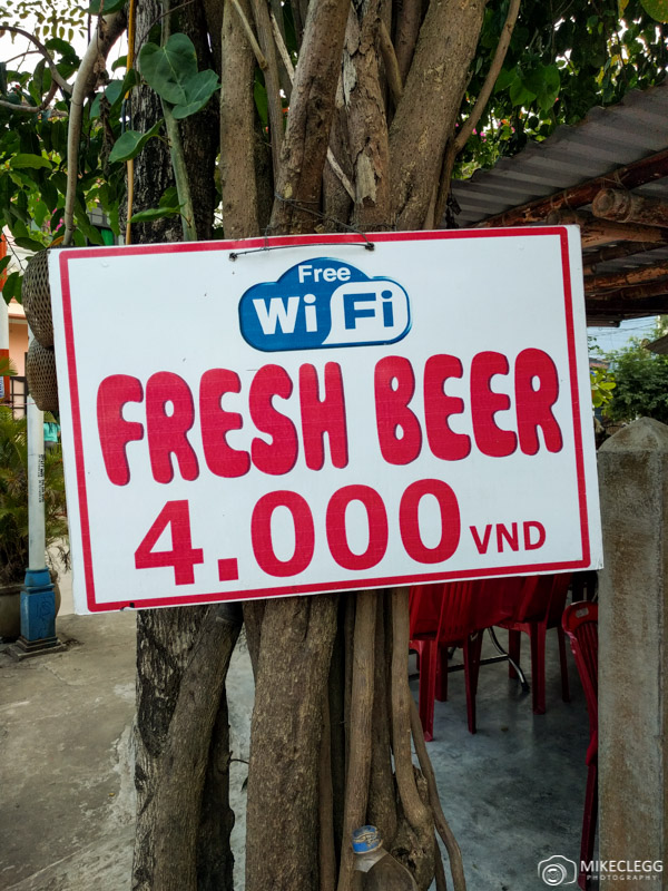 Super Cheap Beer in Vietnam