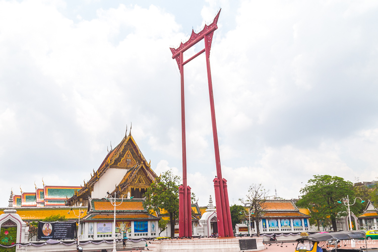 Bangkok, Thailand - Giant Swing