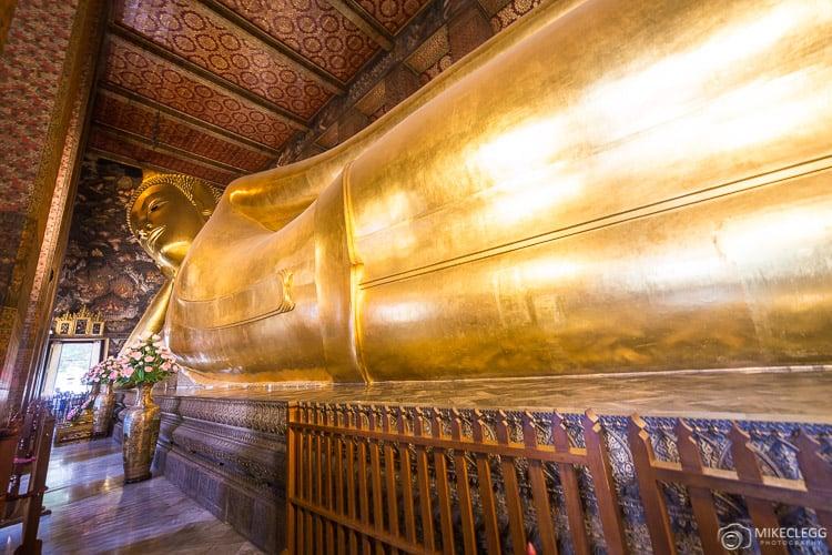 Bangkok, Thailand - Wat Pho and Reclining Buddha
