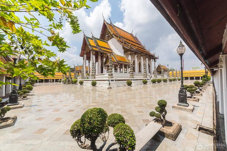 Bangkok, Thailand - Wat Suthat