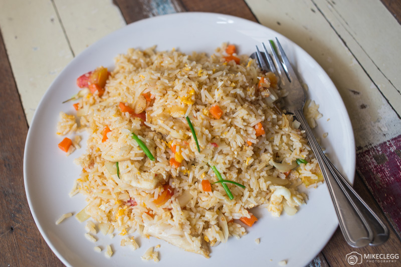 Khao Pad - Fried Rice in Thailand