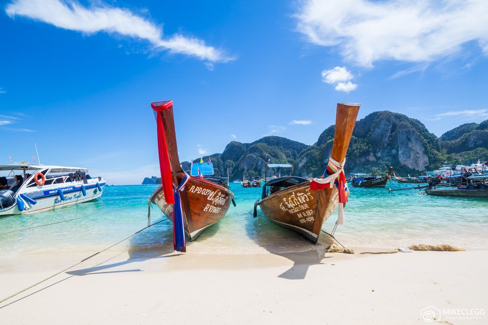 Exotic Breaks Guide To Ko Phi Islands Maya Bay