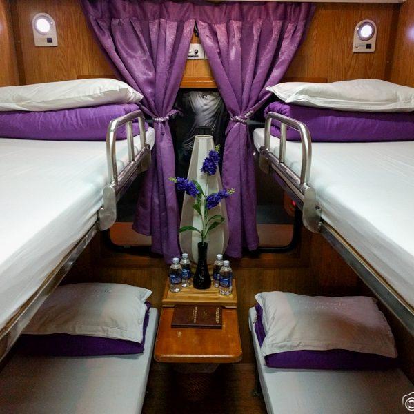 Luxury Night Trains in Vietnam