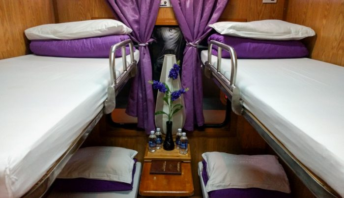 Luxury Night Trains in Vietnam