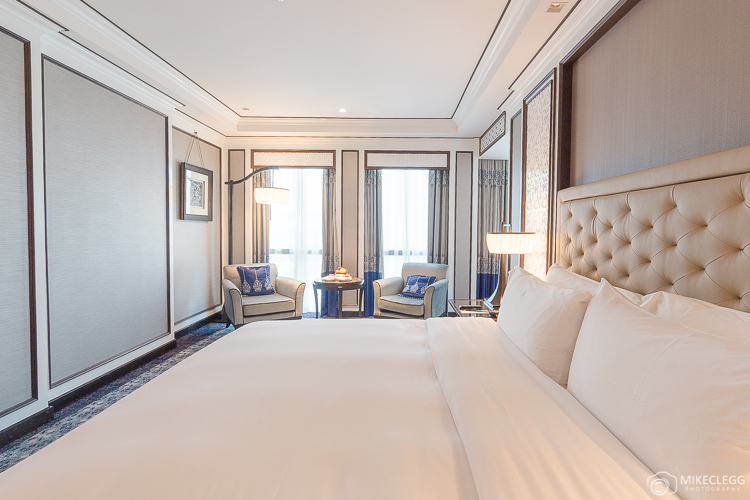 Royal Club Room, Plaza Athenee Bangkok