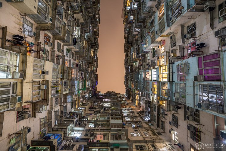 Yick Fat Building, Hong Kong