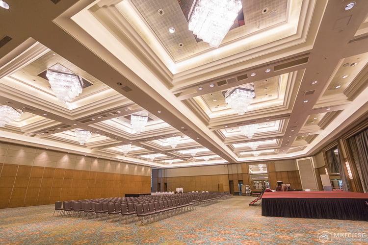 Ballrooms at Mandarin Oriental, KL