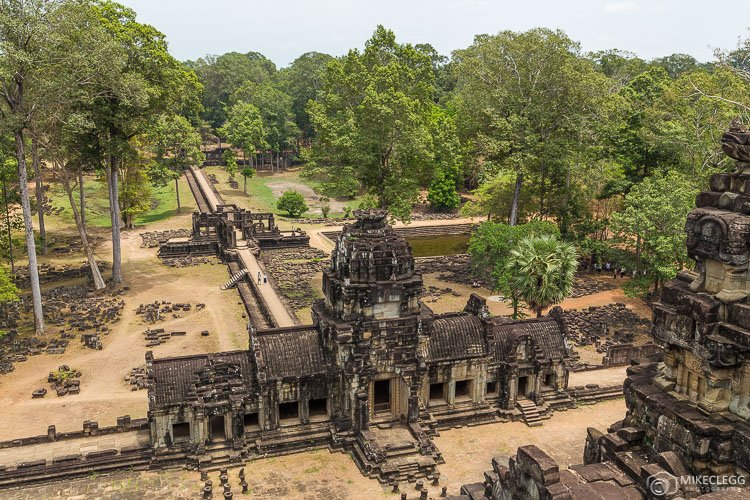 Baphuon Temple, Cambodia
