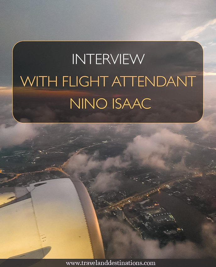 Interview with Flight Attendant Nino Isaac