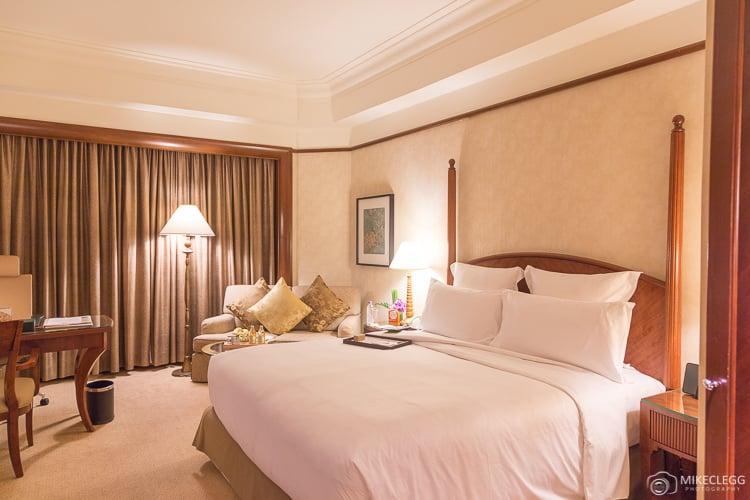 Mandarin Oriental KL - Club Deluxe Room