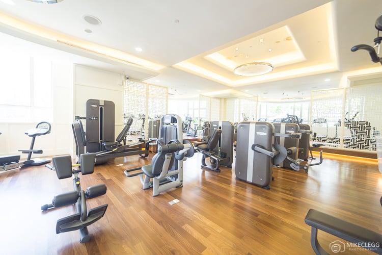 Mandarin Oriental - Fitness Gym