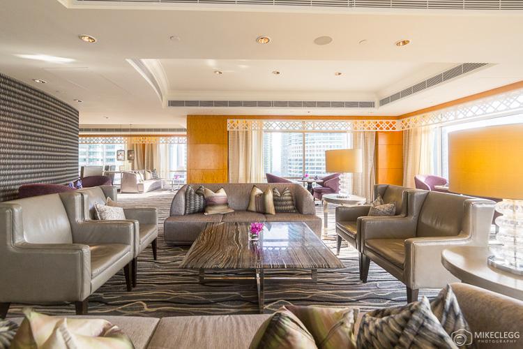Mandarin Oriental, KL - Club Lounge