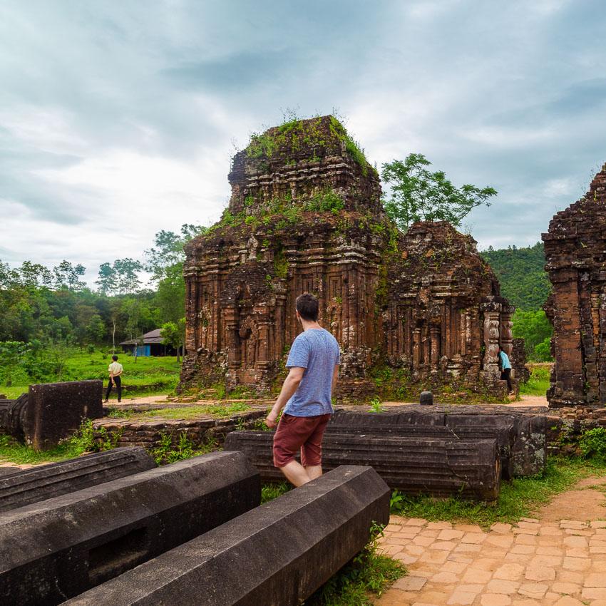 My Son Temples Vietnam