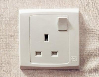 Plug sockets in Kuala Lumpur