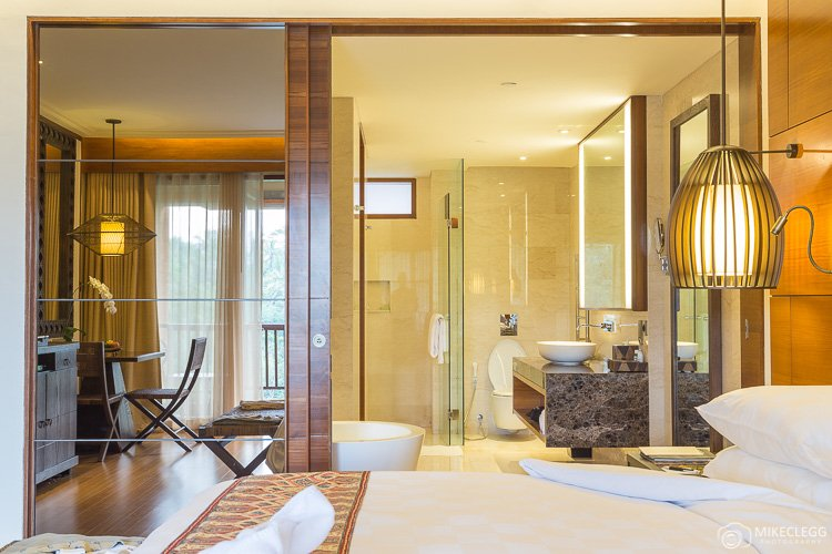 Rooms at Padma Resort Ubud