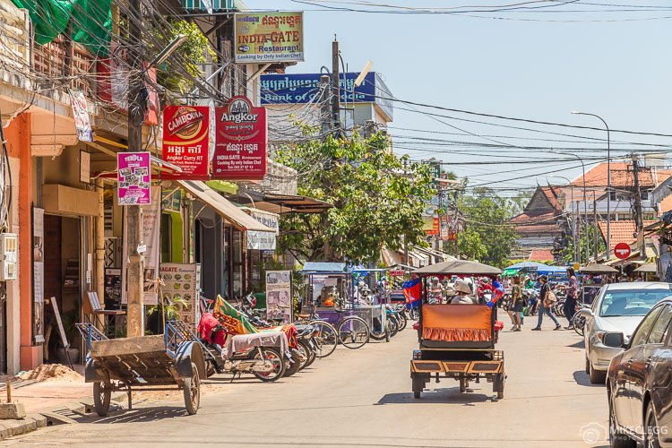 Image result for cambodia siem reap city