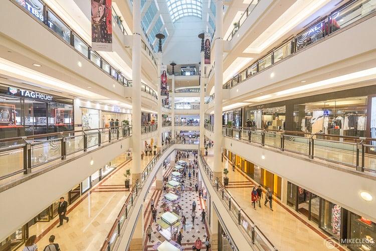 Suria KLCC Mall, KL