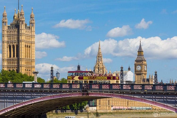 Big Bus Tours, London