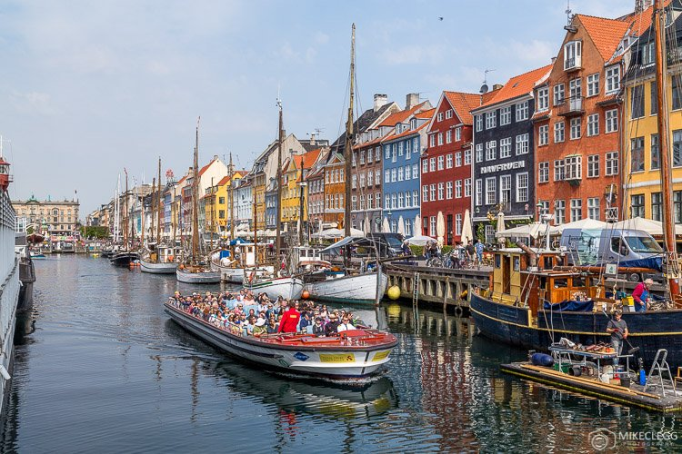 Boat Tours in Copenhagen