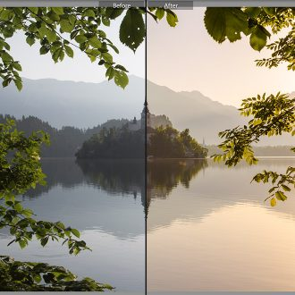 Editing Photographs in Lightroom