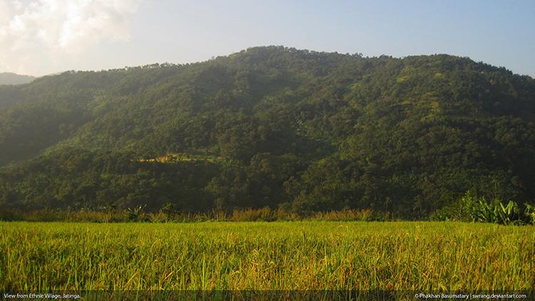 Jatinga, Assam by PhBasumata - cc 2.0