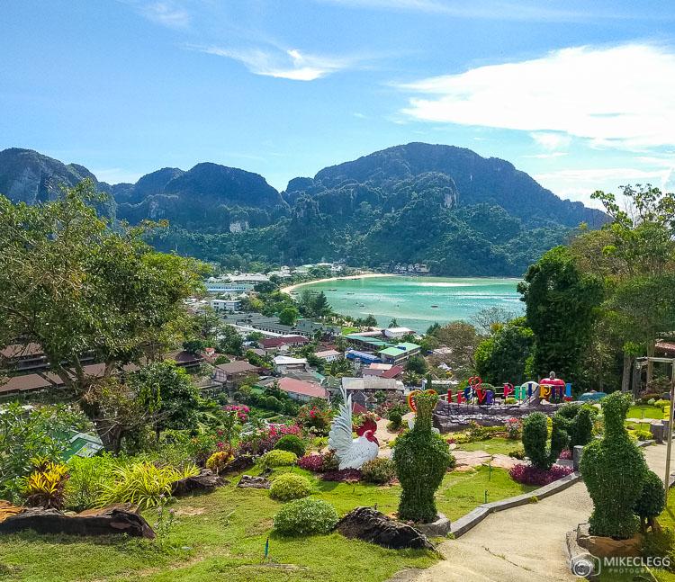 Ko Phi Phi - Viewpoint 1 (phone shot)