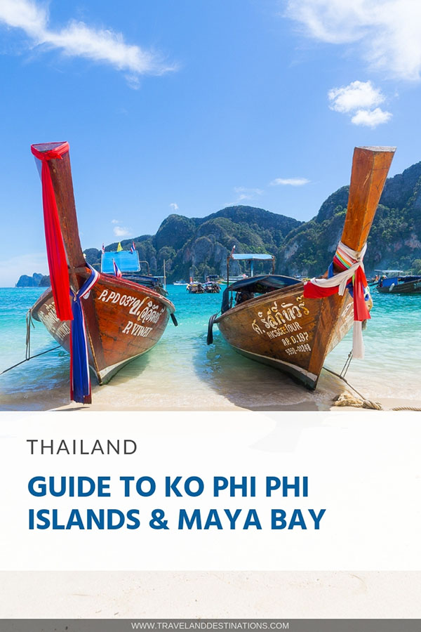 Guide to Ko Phi Phi Islands & Maya Bay
