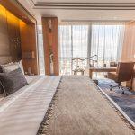Rooms at Shangrila at the Shard