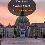 The Best Sunset Spots in Copenhagen